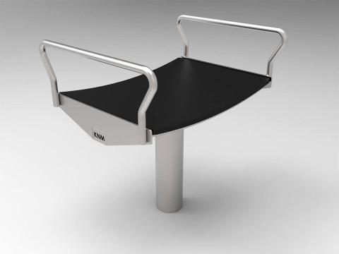 Urbanic pall svart laminat