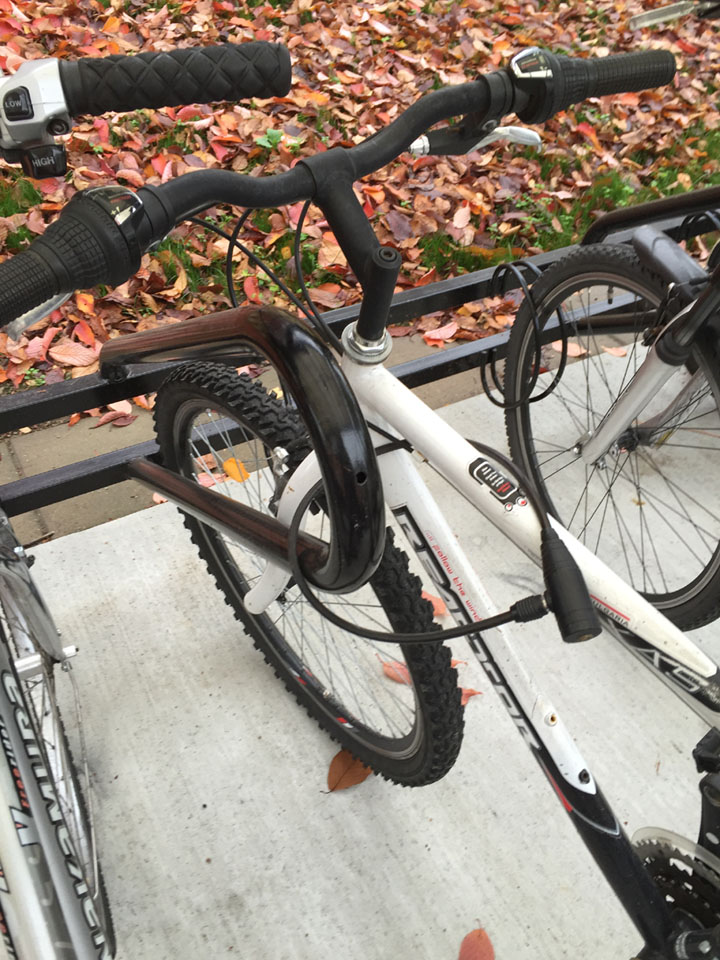 cykelparkering Gävle