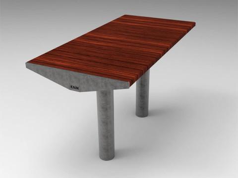 Urbanic bord trä ribbor